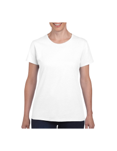 White - T-Shirts Ladies