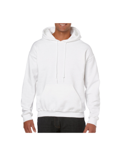White / Hoodies - Unisex -...