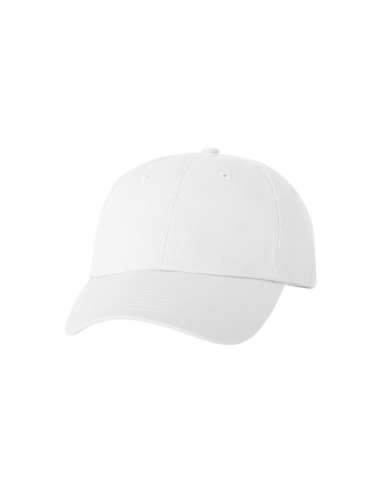 White / Classic Hats - Adjustable...